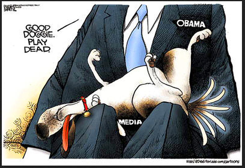 media covers for obama